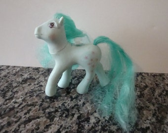 Vintage My Little Pony -Flutter Pony Series- Peach Blossom- 1986 Hasbro