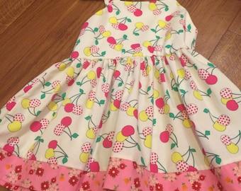 SOLD** 8 Cherry dress size 1