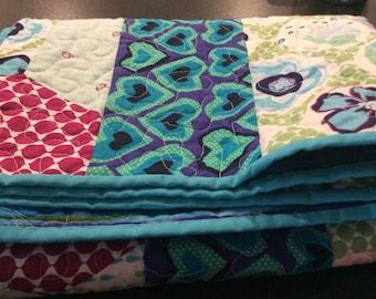 Blue Butterfly quilt