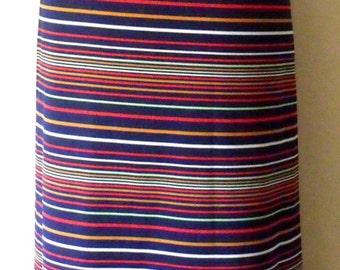 Vintage summer maxi dress