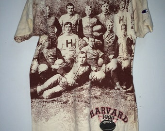 vintage deadstock unworn 90s 1990 champion old image print all over t shirt