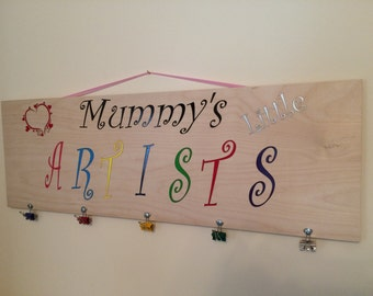 Display Board for your Child's artwork.