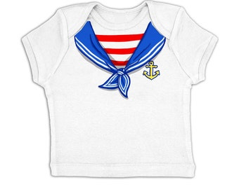 Sailor Costume baby t-shirt