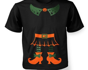 Witch Costume kids t-shirt
