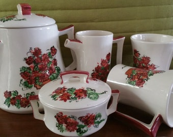 Tea Set Ceramic S/H Included (Price Reduced)