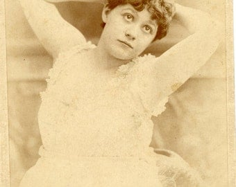 Cabinet photo of woman  (214)