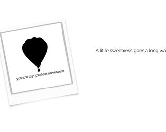 Funny Love Cards, Hello Cards, Kids Cards, Instant Download or Printed Just For You