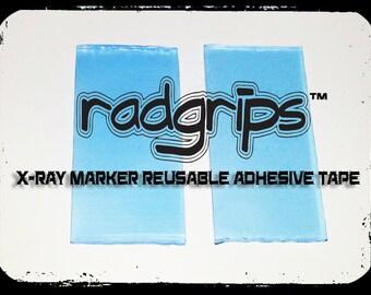 Xray Marker Washable adhesive RADGRIPS
