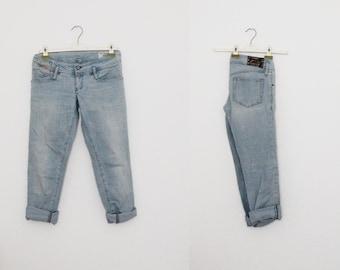 Diesel industry / diesel jeans / Blue Jeans, boyfriend jeans