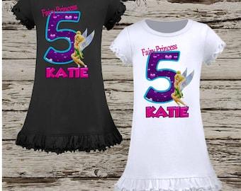 Tinkerbell Birthday Dress - Tinkerbell Dress