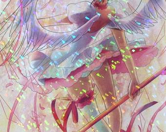 Cardcaptor Sakura Sparkle Poster