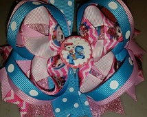 Sheriff Callie Boutique Hairbow