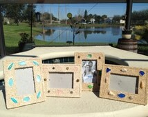 Beachy Picture Frames