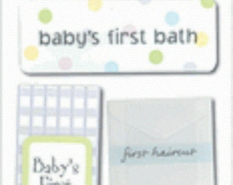 Me & My Big Ideas - Baby's Firsts