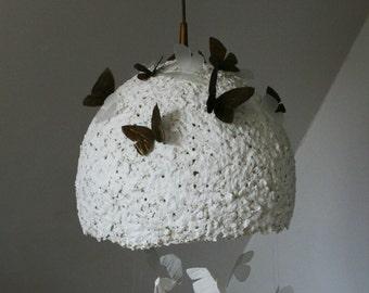 """lamp art """"Butterflies"""""""