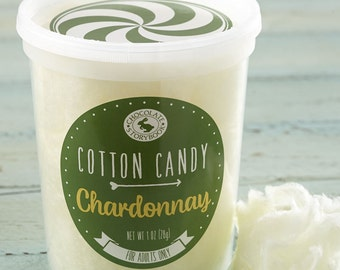 Case of 36 Chardonnay Cotton Candy