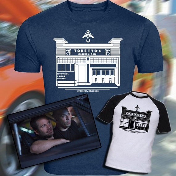 Furious 7 fast and furious inspired t shirt by kingbossdesign for Make t shirts fast