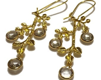 Grecian Branches Earrings