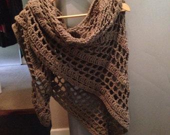 Triangle cotton wrap