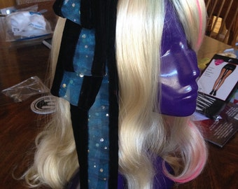 Disneyland Resort Mad T Party Alice Hair Bow