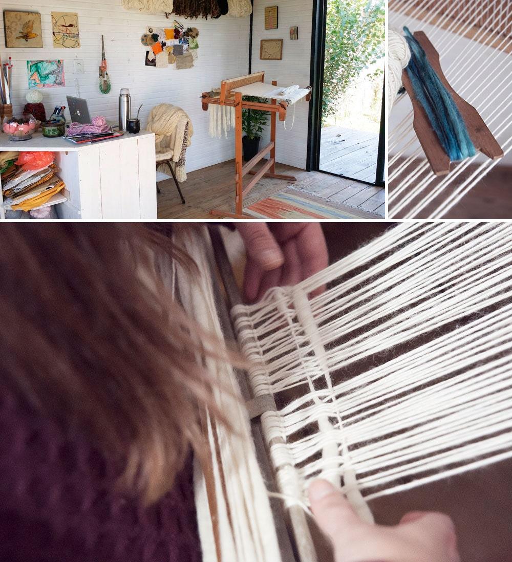 Texturable loom