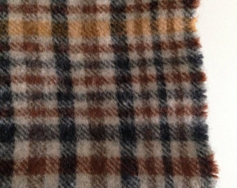 Vintage Cashmere Scarf In Great Condition Made in the West Germany Muffler by Nordstrom Wool Scarf