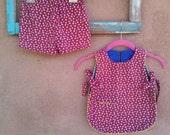 Vintage 1960s Baby Romper 12 Months Toddler Sunsuit 2 Piece 2015219