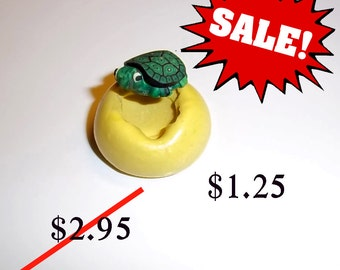 ON SALE - Turtle  -  Flexible Push Mold -  Food Safe Silicone  I151