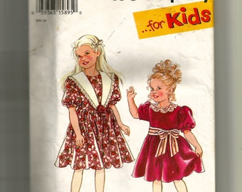 Simplicity Girl's Dress Pattern 9170