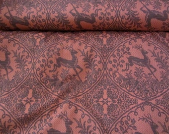 Anna Maria Horner Dowry Lineage Cotton - Listing is for one yard - sale