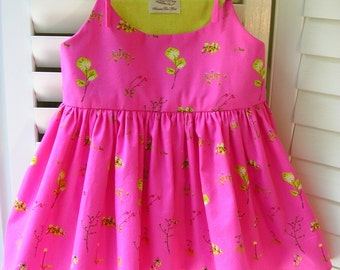 Colorful Dress/Jumper, Size Small (1)