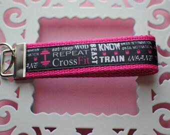 Crossfit Key Fob