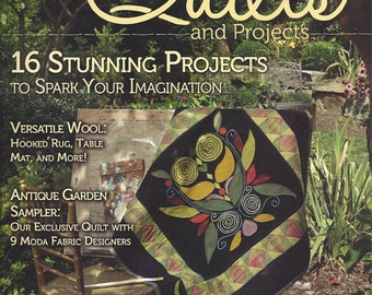 Primitive Quilts and Projects ~ Summer 2015