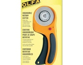 Olfa Deluxe ROTARY CUTTER - 60mm