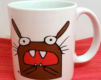 O.M.G. - monster mug