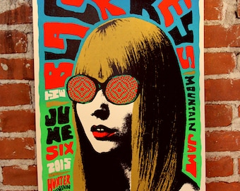 The Black Keys- Mountain Jam - Official Poster