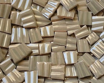 Mosaic Tiles-Taupe Ridges-100 ct.