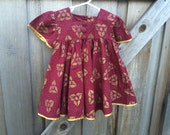 Tribal Print Dress 3T/Toddlers 3