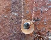 Black Hole Necklace