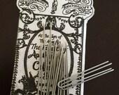 "Medium 2"" Steel Hair Pins For Historical Hair Styling"