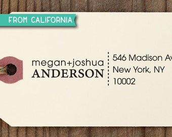 CUSTOM self inking address STAMP with proof from USA, Eco Friendly self inking custom address stamp, custom stamp, address stamp Names3