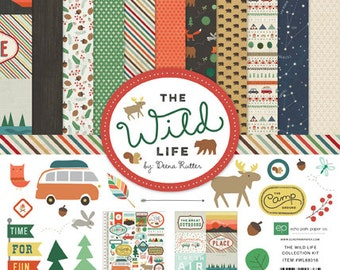 Echo Park The Wild Life Collection Kit