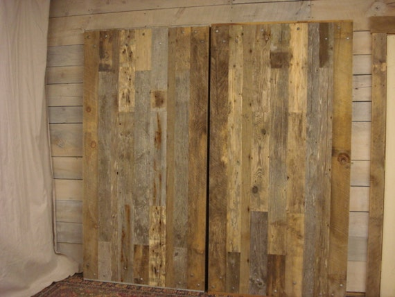 Driftwood Barn Door 84l X 40w X 1 75 To