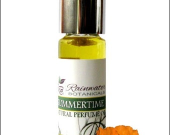 Summertime Perfume Oil
