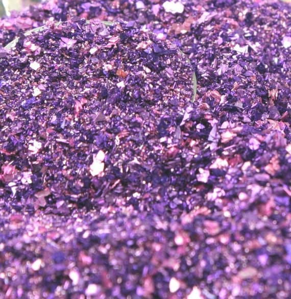 Purple Shine Glitter  - 311-BD-01 - 1 oz jar