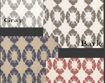 Custom John Robshaw Kinva Drapes You pick the fabric and style - Lined