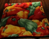Bell Peppers Hot Pad