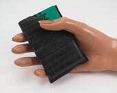 Credit card holder wallet bike tube