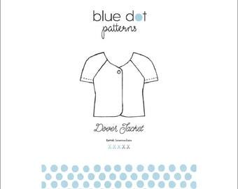 Dover Jacket PDF Pattern