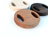Three Baby Rattle Toys - Handmade Gift - Personalized Toy - Wood Toys - Developmental Toys - Teething Toy - Modern Wood Toy -RA16